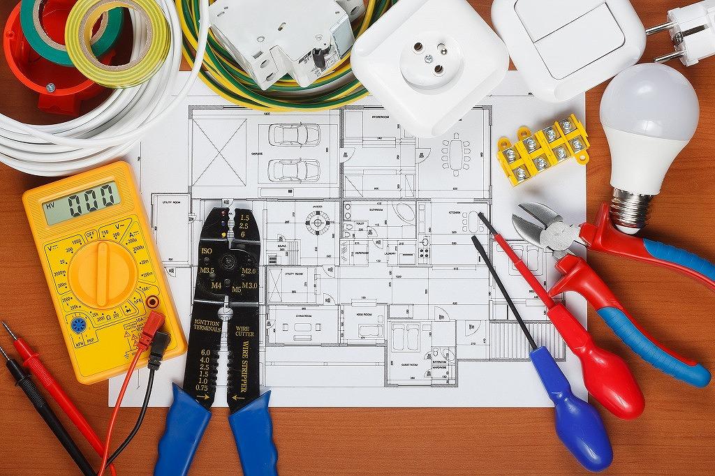 電気工事の仕事はものづくり好きにはたまらない!